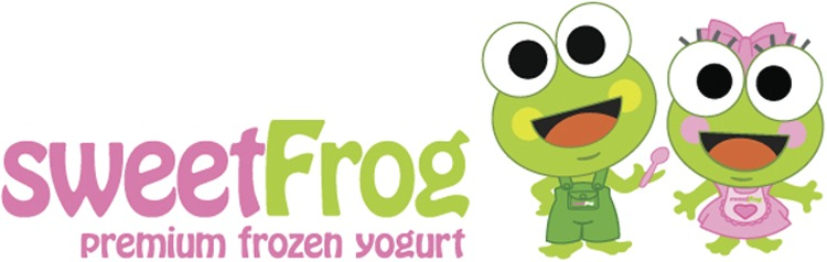 SweetFrog Pemium Frozen Yogurt